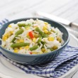 Vegetable risotto  — Stock Photo #61516695