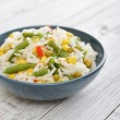 Vegetable risotto — Stock Photo #61516699