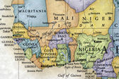 West Africa — Stock Photo