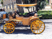 Horse carriage — Stock Photo