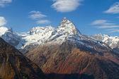 Landscape of mountains Caucasus region — ストック写真