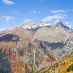 Landscape of mountains Caucasus region in Russia — Stock Photo #68871773