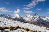 Caucasus region in Russia — Stok fotoğraf