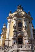 кафедральный собор — Стоковое фото