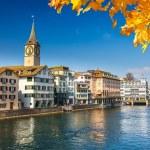 Zurich — Stock Photo #53840547