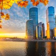 Moscow City — Stock Photo #53840551