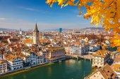 Zurich — Foto de Stock