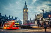 London at early morning — Foto Stock
