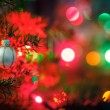 Decorated Christmas tree — Stock Photo #57719077