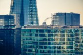 Buildings of London city — Stock Photo