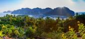 Sunset at Phi Phi Don Island — Foto de Stock