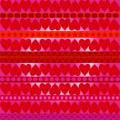 Valentines pattern — Stock Photo