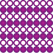 Circle pattern — Stock Photo