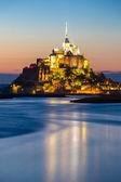 Mont Saint Michele, France — Stock Photo