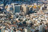 Aerial Tokyo Cityscape from Shinjuku — Stock Photo