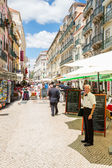 Santo Antao street, Lisbon — Stock Photo