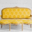 Yellow Armchair — Stock Photo #55064931