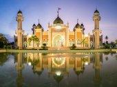 Central mosque Pattani Thailand — Fotografia Stock