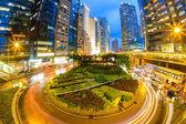 Hong Kong Central — Stock Photo