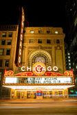 Chicago Theather — Stock Photo