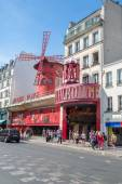 The Moulin Rouge — Stock Photo