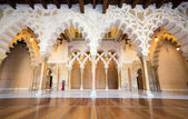 Alcazar of Zaragoza Spain — Stock Photo