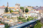 Porto Cityscape Portugal — Stock Photo