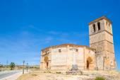 Středověký kostel je Veracruz — Stock fotografie