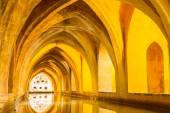 Королевская крепость Севильи — Стоковое фото