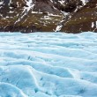 Svinafell Glacier in Iceland — Stock Photo #70780749