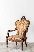Brown Retro Chair — Stock Photo