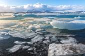 Vatnajokull Glacier in Iceland — Stock Photo