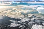 Vatnajokull Glacier in Iceland — Stock Photo