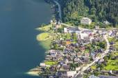Avusturya Hallstatt Köyü — Stok fotoğraf