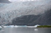 Mendenhall Glacier — Stock Photo
