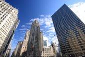 Chicago şehir — Stok fotoğraf