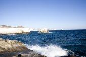 Milos island, Cyclades, Greece — Foto de Stock