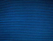 Modré vlněné tkaniny — Stock fotografie