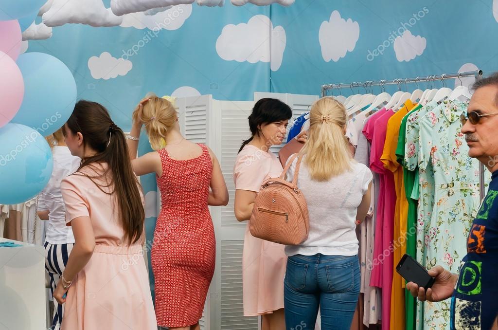 Яркая Женская Одежда