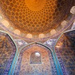 Interior of the dome of the mosque — Stock Photo #67150855