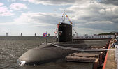 "Diesel-electric Submarine ""Stary Oskol"" — Stock Photo"