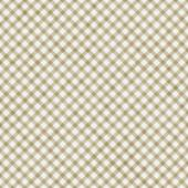 Light Brown Gingham Pattern Repeat Background — Stock Photo