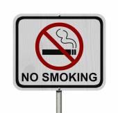 No Smoking Sign — Stock Photo