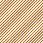 Bright Orange and White Striped Pattern Repeat Background — Stock Photo