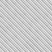 Gray Marijuana Leaf and Stripes Pattern Repeat Background — Foto Stock