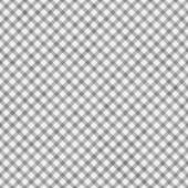 Light Gray Gingham Pattern Repeat Background — Stock Photo