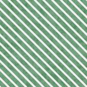 Green and White Striped Pattern Repeat Background — Stock Photo