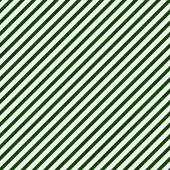 Dark Green and White Striped Pattern Repeat Background — Stock Photo