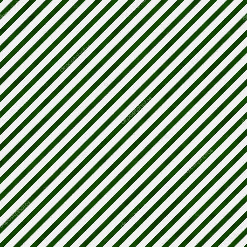 Dark Green and White Striped Pattern Repeat Background ...