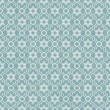 Blue and White Star of David Repeat Pattern Background — Stock Photo #53577037